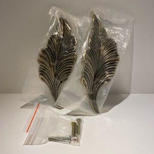 Other - Set of Leaf Drawer/Cabinet Pulls